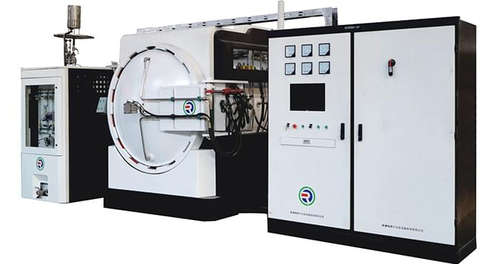 Integrated vacuum dewaxing&sintering furnace(rapid cooling type)